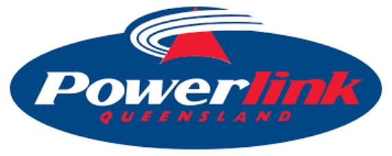 Powerlink Queensland Logo