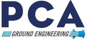 PCA Ground Engineering Logo